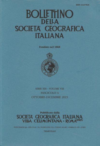 View Vol. 8 No. 4 (2015): Serie 13
